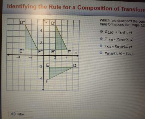 "Which rule describes the composition of transformations that map ∆def to ∆d""e""f""? (look at picture)<"